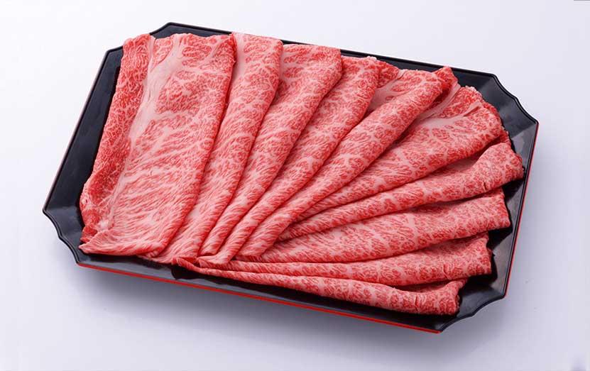 京都肉すき焼き用スライス